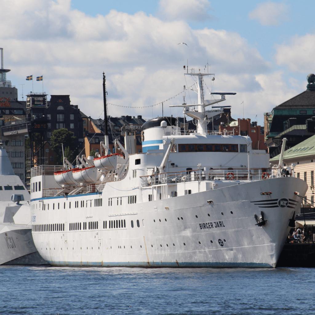 Birger Jarl Tukholmassa 2014