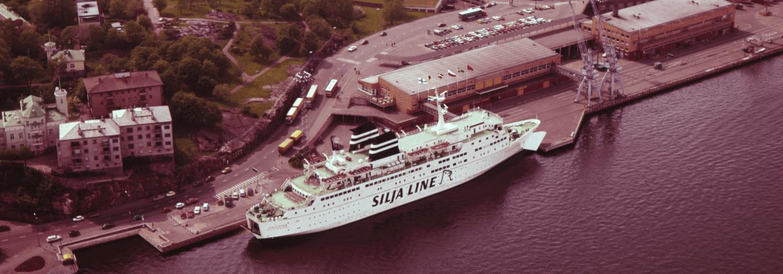 ms Aallotar Helsingissä