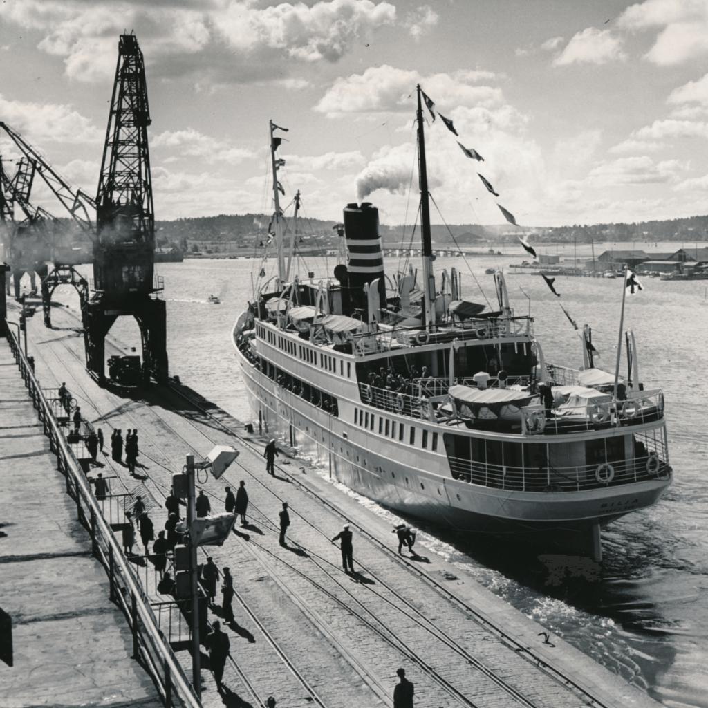 Saapuvat Laivat Turku