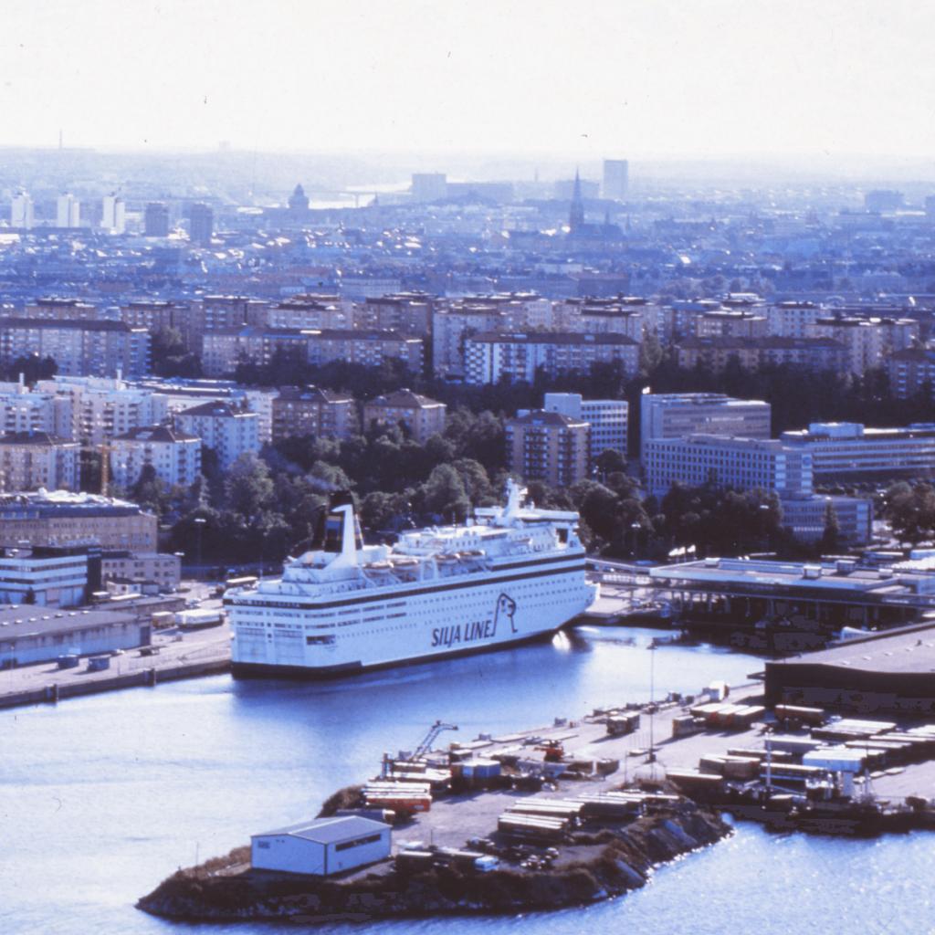 Värtan 1980-luvulla