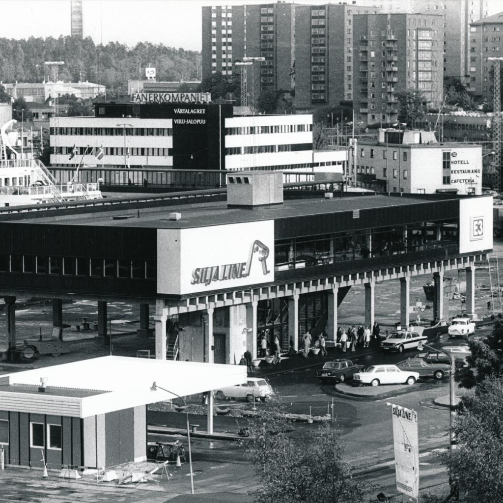 Värtan 1970-luvulla