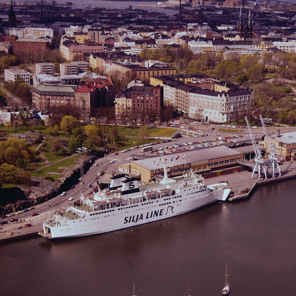 Svea Regina Helsingissä