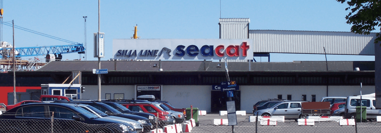 Frederikshavn SeaCat-terminaali