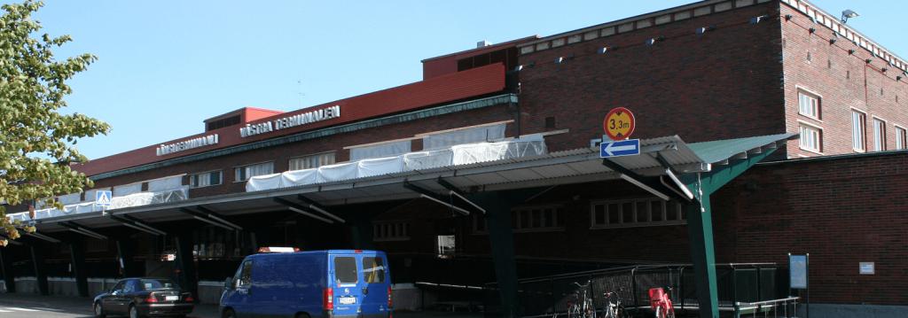 Helsinki Länsiterminaali 1