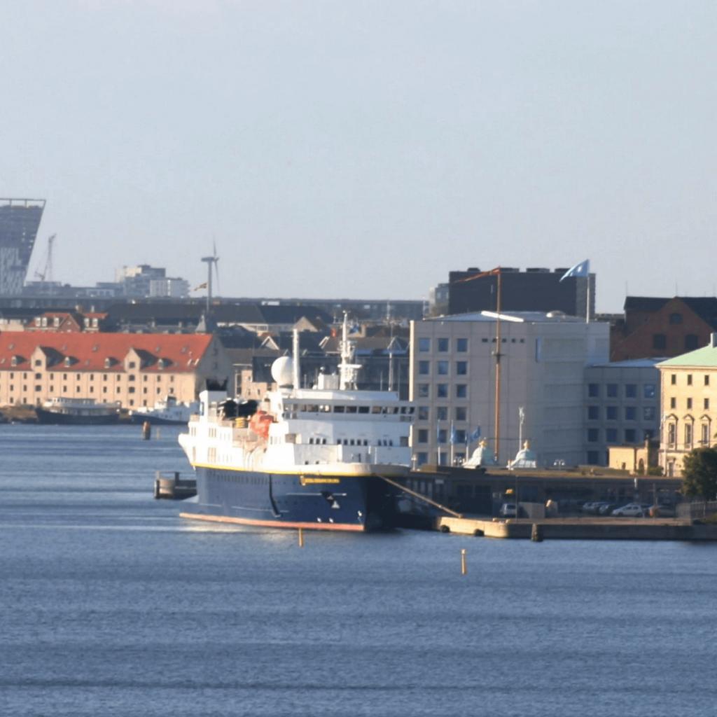 Kööpenhamina, Kuva: Jani Nousiainen / Matkustajalaivat.com