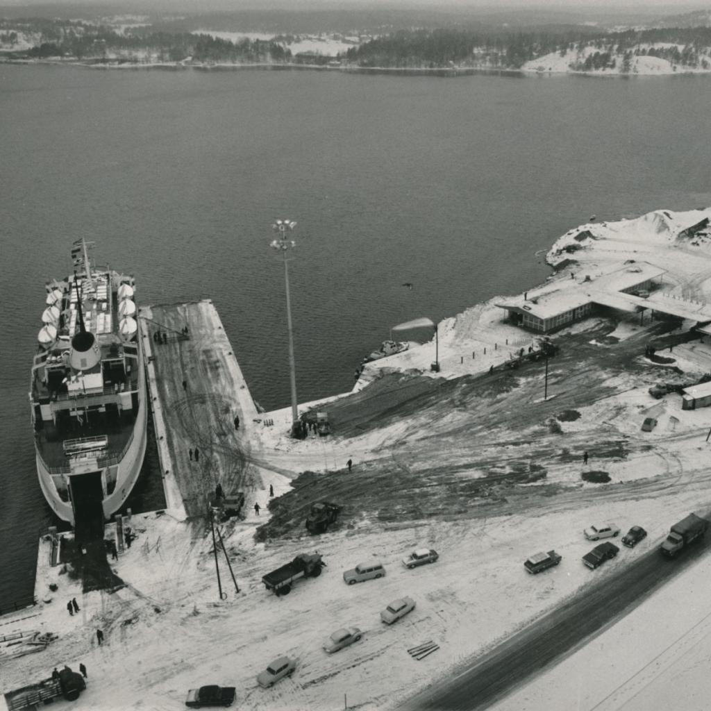 Naantali ja Holmia 1965