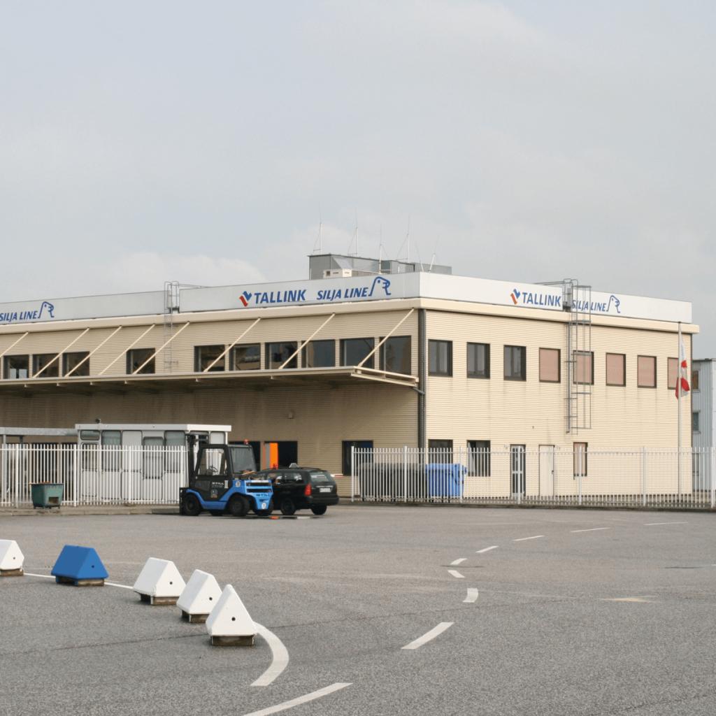 Tallink-terminaali Rostock