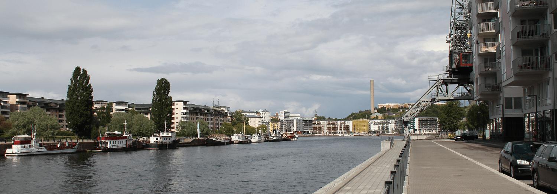 Hammarbyhamnen 2012