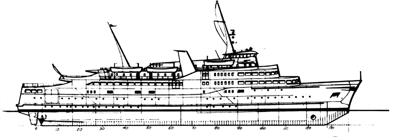 Viking 1 / Silja