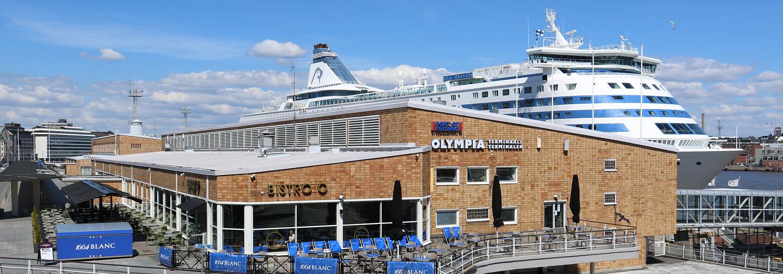Silja Serenade Helsingissä 2021